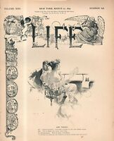 1895 Life March 21-Lily Langtry returns;Platt owns New York; Delaware is corrupt