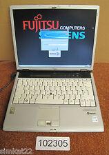 "Fujitsu Siemens Lifebook S7110 14"" Laptop,Core Duo,1Gb Ram,No HDD,Spare&Repair"