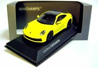1:43 MINICHAMPS 2019 PORSCHE 911 992 Carrera 4S car.tima CUSTOMIZED LE 22 pcs.