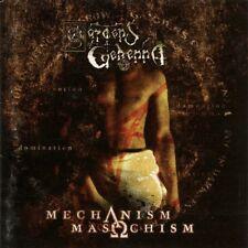 GARDENS OF GEHENNA - Mechanism Masochism CD