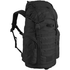 Military Rucksack Forces Pro-Force Hiking Combat Backpack Army Bergen 33L Black