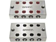 Distributor Block Band 4x4 Fixed Bus Up to 70mm Car Audio Amplifier Banda Audiop