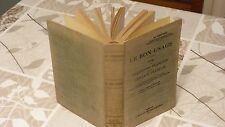 GREVISSE MAURICE / LE BON USAGE  /  1936  TRÈS RARE