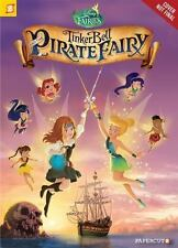 Disney Fairies Graphic Novel #16: Tinker Bell and the Pirate Fairy, Orsi, Tea
