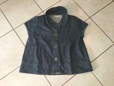 Veste Chemise blouse En Jean ETAM Taille 40