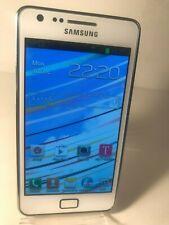 Samsung Galaxy S2 GT-I9100P - 8GB - White (Unlocked) Smartphone Mobile