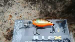 Illex Wobbler DD Chubby 38 - Agressive Perch