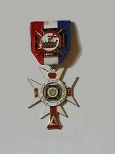 Masonic Knights Templar Parade Uniform Ceremony Patriot Cross Medal Award Box Kt