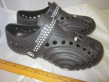 NEW DOGGERS Black & White Women Sz 5/6 5 6 Water Shoe Golf Shoe Ultralight NOS