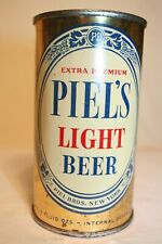 New listing Piel's Light Beer 1950's flat top - Piel Bros. New York