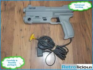 Playstation 1 PS1  Blaster Light Gun Pro by JoyTech - Safe post