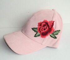 46e09740b9e Women s David   Young D Y Ladies Baseball Cap HAT Blush ROSE Pink ...