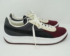 PUMA GV Special Edition Tennis Shoes Burgundy/Gray/White US Men's 7.5