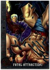 Fatal Attractions #86 Fleer Ultra X-Men Chrome Trade Card (C291)