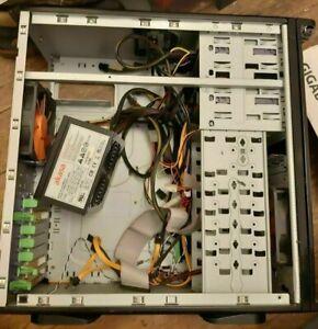 Thermaltake Soprano VB1000BNS ATX PC Case Black