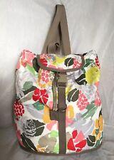 Large LESPORTSAC Polyester Backpack/Shoulder Bag / Handbag