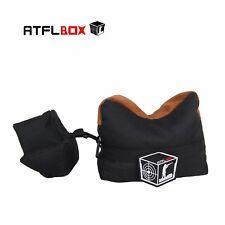 Atflbox Outdoor Gun Rest StanBag Fornt Rear Bag Rest Shooting Assistant