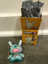 Series 3 2006 Dunny by Kidrobot, Dun Birdy by artist CW
