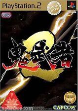 Used PS2 Capcom Onimusha 2 SONY PLAYSTATION JAPAN IMPORT