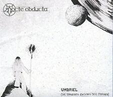 NOCTE OBDUCTA Umbriel ( Das Schweigen Zwischen Den Sternen ) Digipak-CD 162471