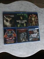 6 Horror Movies Blu-ray Lot NEW Halloween Friday the 13th Jeepers Creepers