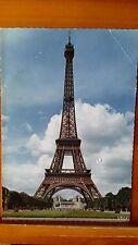 Paris, 546 - La Tour Eiffel. Postcard