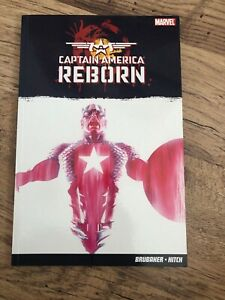 Captain America Reborn Marvel TPB 2010 Near Mint