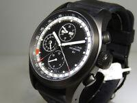 Glycine Incursore Black Jack Chronograph 3872.99-LB9B LTD 150pc 46mm $5,150 NIB