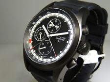 Glycine Incursore Black Jack Chronograph 3872.99-LB9B LTD 150pc 46mm $5,150 NIB
