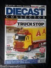 DIECAST COLLECTOR #178 - TRUCKSTOP - AUG 2012