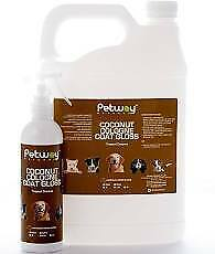 Petway Coconut Cologne Coat Gloss 5 Litre  for Dogs & Cats