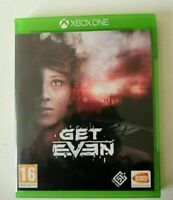 Get Even Xbox One **FREE UK POSTAGE!!**