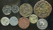 lot de 9  reproduction  ( antique et royal )