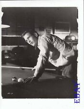 Paul Newman plays pool VINTAGE Photo The Hustler