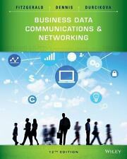 Business Data Communications and Networking, 12 U.S. DIGITAL EDITION