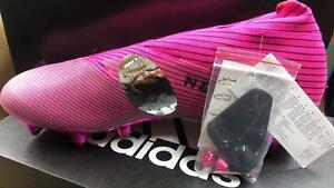 Adidas Nemeziz 19+ SG - Football - F99862 - Pink / UK 9