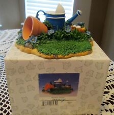 Charming Tails Display Scene #98/321 Special Edition Fitz & Floyd New Gorgeous