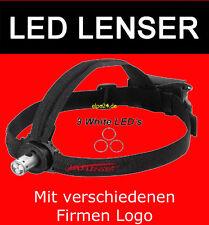 Led Lenser 7454 Head FUEGO Triplex Linterna Frontal Luz De Cabeza con publicidad