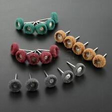 20pcs Rotary Tool Kit Buffing Pad Wheel Polishing Grinding Rust Abrasive Cleaner