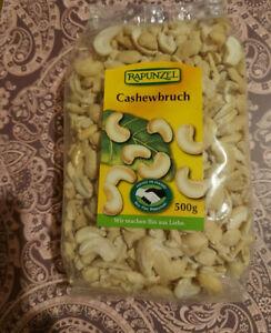 2 kg cashewbruch BIO RAPUNZEL NEU