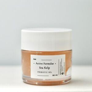 Sea Kelp- Lactobacillus/Kelp Bioferment - Probiotic Skin Gel For Skin and Scalp