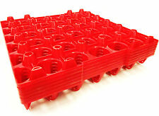 72 RITE FARM PRODUCTS 30 EGG POLY CHICKEN TRAYS SHIPPING CARTON POULTRY FLAT