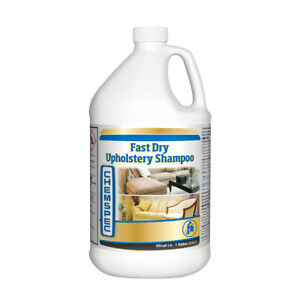 Chemspec   Fast Dry Upholstery Cleaner   3.78 Litre   104550
