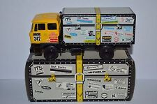 Lion Car Daf Trucks Rally Paris-Dakar 1983 perfect mint in box Superb