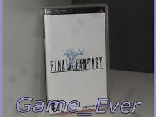 FINAL FANTASY 1 - PSP - VERSION FR