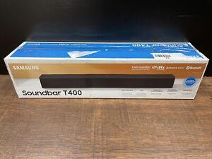 Samsung 2.0 Soundbar Built-in Woofer Bluetooth/NFC HW-T400