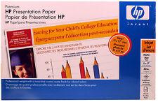 "HP Presentation Matte Paper 100 Sheets 11 x 17"" 120gsm (Q6595A)"