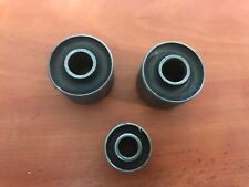 SCOOTER 150CC GY6 HIGH QUALITY 2 FRONT CRANK CASE ENGINE AND 1 REAR BUSHING