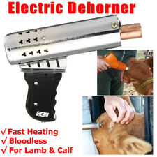 220V Calf Chamfer Electric Iron Bloodless Lamb Fast Heating Cattle Head
