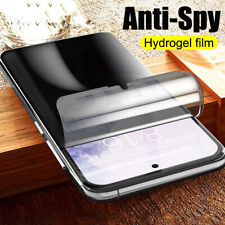 For Samsung S20 Ultra S20+ 20D Full Cover Privacy Screen Protector Hydrogel Film